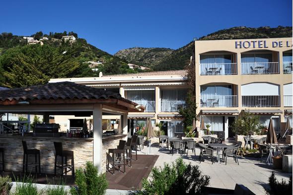 L Hotel De La Plage Le Lavandou